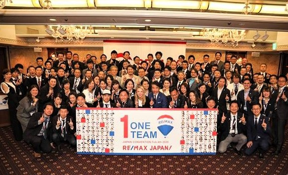 RE/MAX JAPAN CONVENTION-ONE TEAM-♬